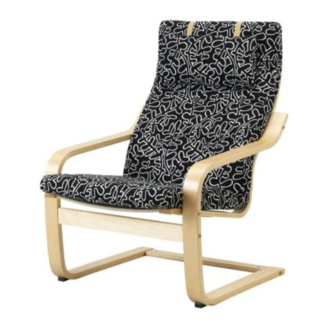 Poang Chair Cushion by Getting Things Done Funktion Rambunktion
