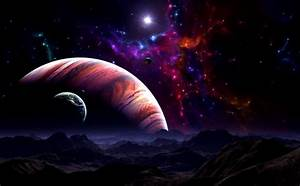 3D Background Space Hd Wallpaper | Wallpaper Gallery