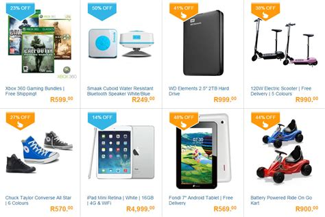 Bid Or Bay Best Cyber Monday Deals In South Africa