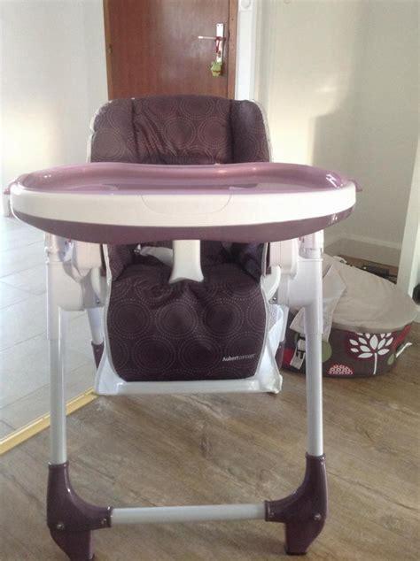 chaise haute bébé aubert photos chaise haute multipositions aubert concept par mnmsfluo consobaby