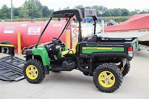 John Deere Gator 825i - All Work And Play - Tools In Action