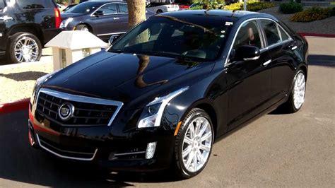 2013 Cadillac Ats, V6, Premium W/ Performance Pkg, First