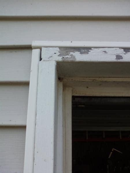 garage door trim is garage door trim jamb structural doityourself