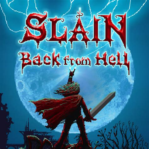 From Hell by Slain Back From Hell Nintendo Switch Software