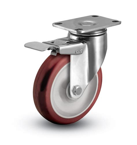 stainless steel casters  wheels