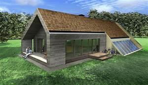 Maison Modulaire Bois : la maison modulaire m ra par denis dorokhine ~ Melissatoandfro.com Idées de Décoration