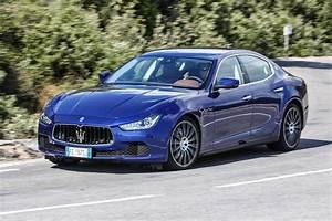 Maserati Ghibli Diesel  2016  Review
