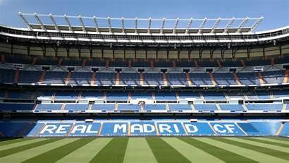 Bernabeu Santiago Madrid Stadium Wallpapers 4k Background