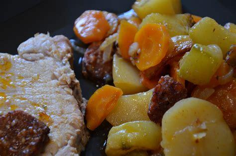 recette cuisine porc recettes portugaises porc