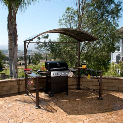 better homes and gardens top grill gazebo 7 2 x 4 9
