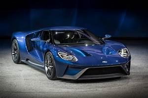 Ford Gt 2016 : photos 2016 ford gt unveil sportscar365 ~ Voncanada.com Idées de Décoration