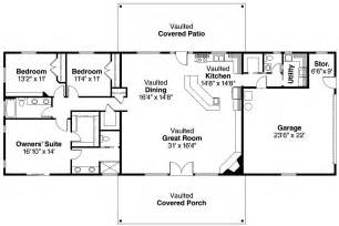 ranch floor plan ranch house open floor plans viewing gallery