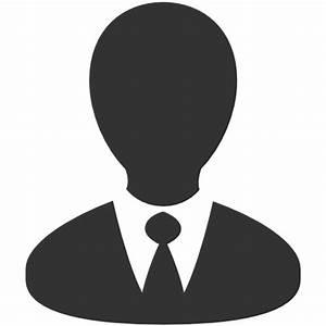 Icono Hombre de negocios Gratis de Windows 8 Icon