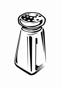 Free coloring pages of salt
