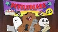 We Bare Bears | Game | Develobears | Cartoon Network