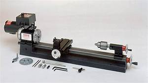I'm thinking of getting a small metal lathe..... Any ...