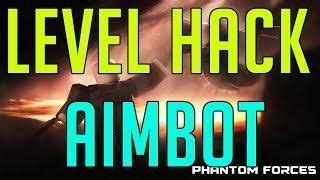 phantom forces hackscript level hack aimbot