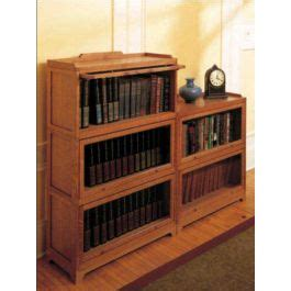 woodworkers journal modular barristers bookcase plan