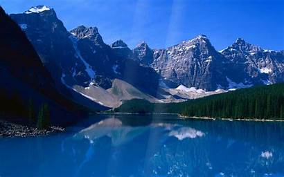 Lake Turquoise Animated Nature Wallpapers Lakes Desktopanimated