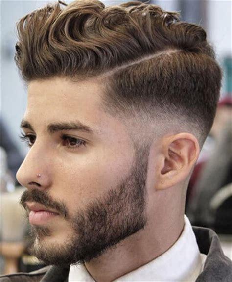 fryzur meskich  przedzialkiem modne fryzury   dla kazdego