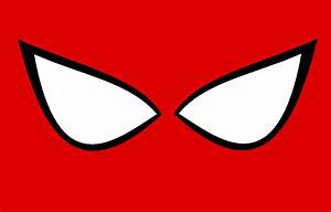 spiderman eyes template With spiderman eyes template