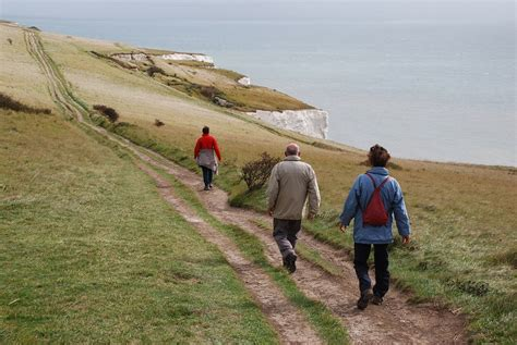Platbodem Naar Engeland by The White Cliffs Of Dover Dfds Blog