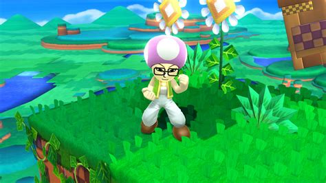 Additional Toad Mii Hat Colors