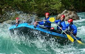 WHITE WATER RAFTING - Montenegro Travel Agency Adria Line