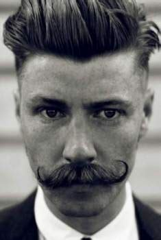 How to shape a mustache. The Lighthouse Trailer: See ...