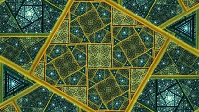 Geometric Pattern Patterns Wallpapers Abstract Geometry Artwork