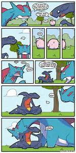 joke is new fairy type pokemon are strong against dragon types by michael moroney