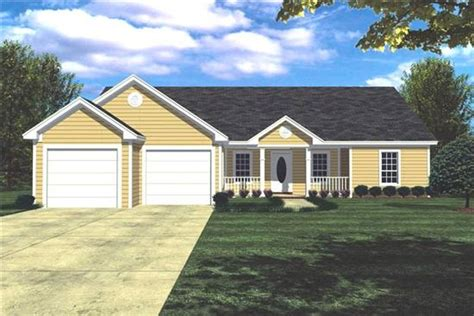 Lovely Small Ranch Style House Plans #13 House Plans Ranch
