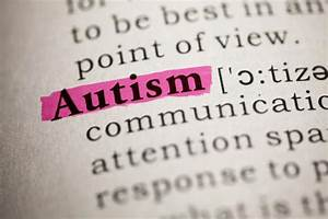 Autism  Not Just A Childhood Disorder