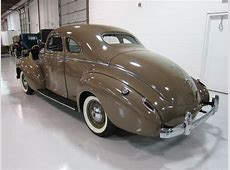 1939 CHRYSLER ROYAL WINDSOR BUSINESS COUPE 162376
