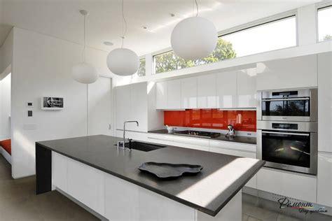 minimalist kitchen island кухня с островком расположение дизайн и обустройство 4143