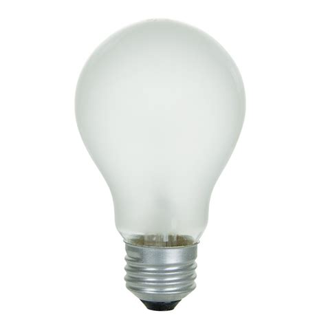 sunlite a19 medium base e26 incandescent bulb atg stores