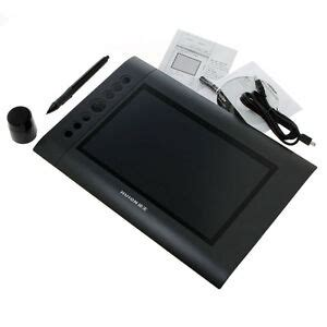 art graphics drawing tablet hot keys cordless