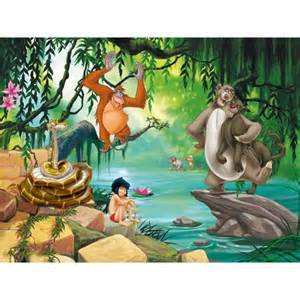 Papier Peint Livre De La Jungle by Papier Peint Xxl Le Livre De La Jungle Disney 360x255 Cm