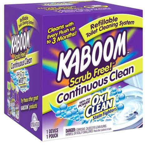 Kaboom Bathroom Cleaner Canada by Kaboom Cleaner Home Depot
