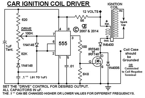 Flyback High Voltage Frequency Khz