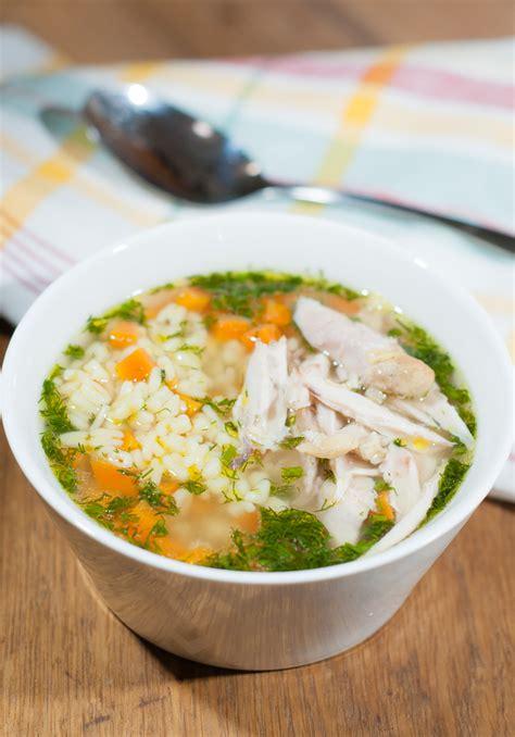 Vistas buljons - klasiska zupa - Egitas virtuve