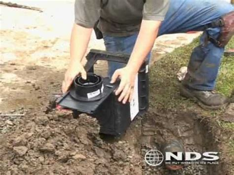 Catch Basin In Backyard by Drainage Systems For Landscape And Yard Using Catch