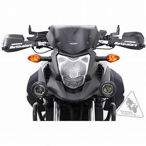 Denali Auxiliary Light Mounting Bracket For Honda Nc700x 2012