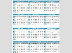calendario laboral – Calendario 2017
