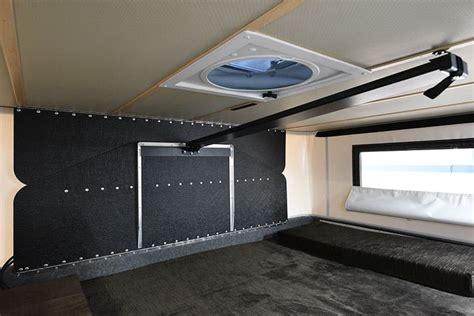 wheel camper hawk review short bed pop  camper