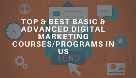top digital marketing courses top 8 basic advanced digital marketing courses programs
