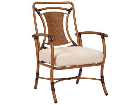 woodard glade isle formal dining arm chair formal swivel