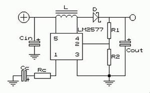 6v to 12v dc voltage converter circuit wiring diagrams With converter 12v
