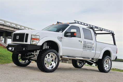 ford    lariat wicked work truck  lug
