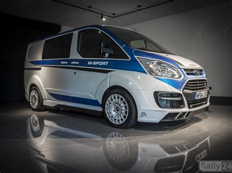 m sport ford transit custom crew inc rally decal pack rally cars for sale